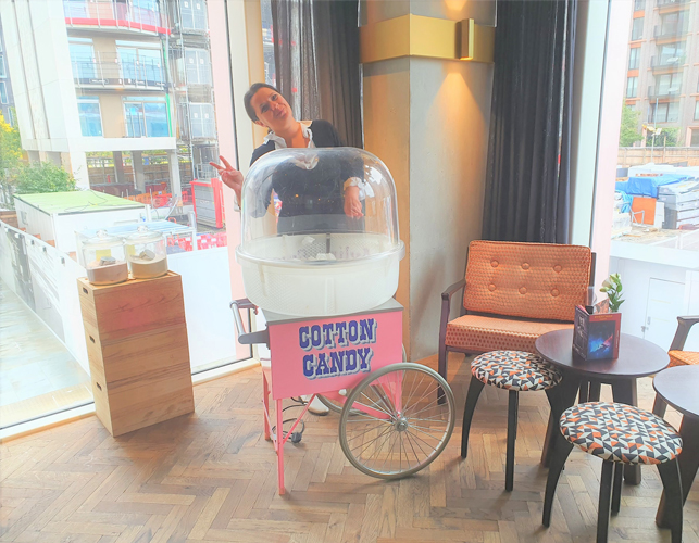 Copy of Candyfloss hire - Aylin Sweets London 02080880700 1