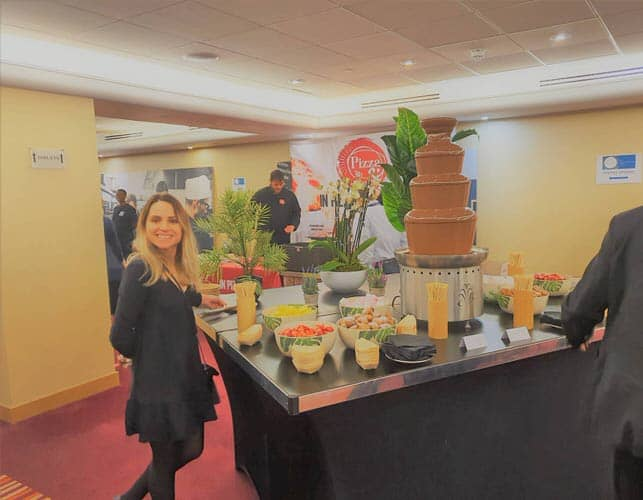 Chocolate Fountain Hire Services London