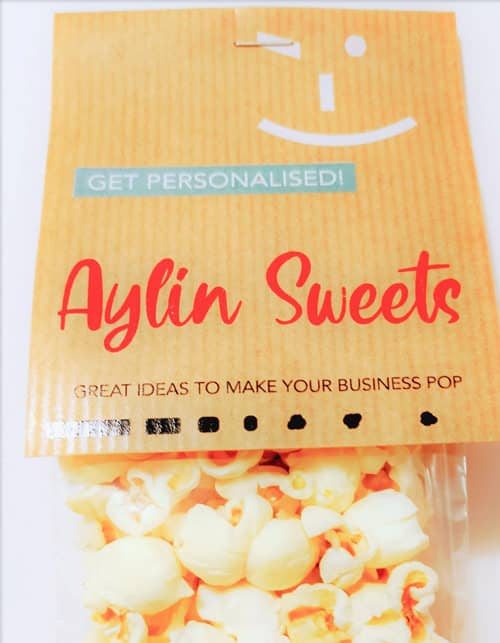 branded events Aylin Sweets